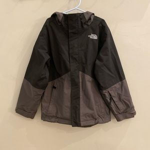 The North Face Boys Boundry Triclimate Jacket
